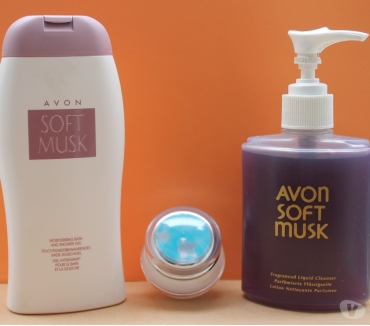 Photos Vivastreet SOFT MUSK (Floral Musc) LOT N° 3 NEUF