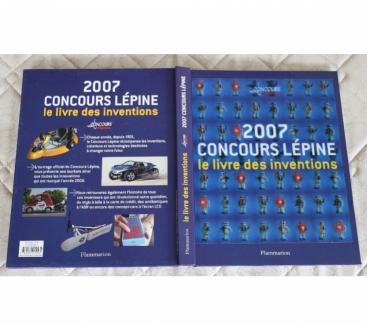 Photos Vivastreet Livre des inventions 2007 concours LEPINE chez Flammarion