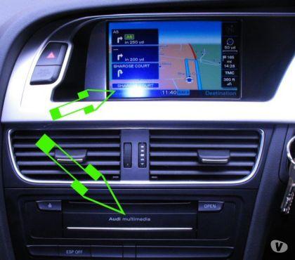 Photos Vivastreet GPS Audi 2018 MMI 3G DVD ou Disque Dur navigation Europe