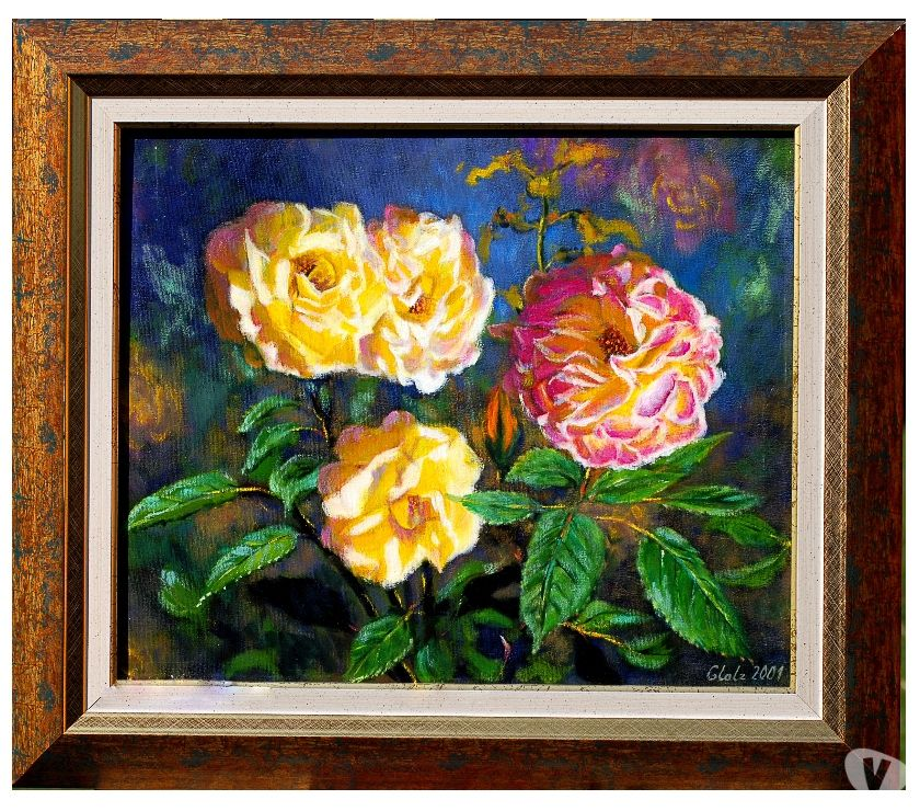 Photos Vivastreet Les roses carmins et or. #Glotz 300€