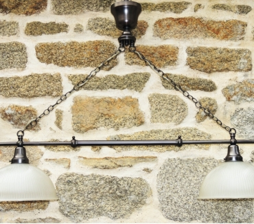 Photos Vivastreet Suspension lampe Billard (2 opalines)