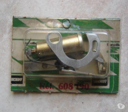Photos Vivastreet rupteur condensateur ducelier 608190 citroen 2cv 3cv NEUF