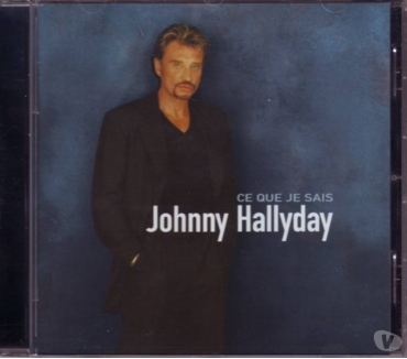 Photos Vivastreet JOHNNY HALLYDAY, CE QUE JE SAIS