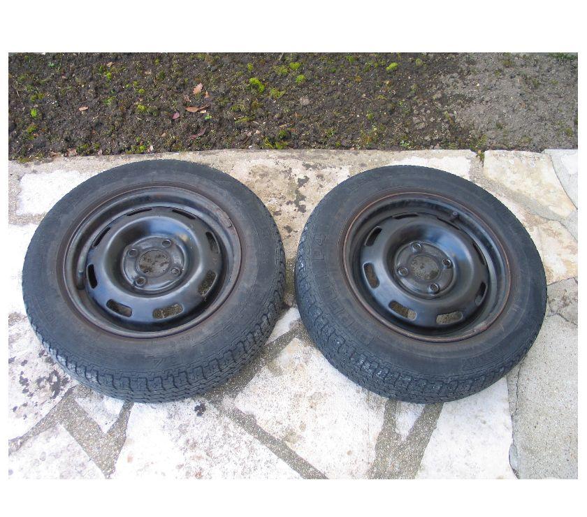 Photos Vivastreet Roues Renault avec pneus