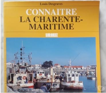 Photos Vivastreet Livre : Connaître la Charente-Maritime (1990)