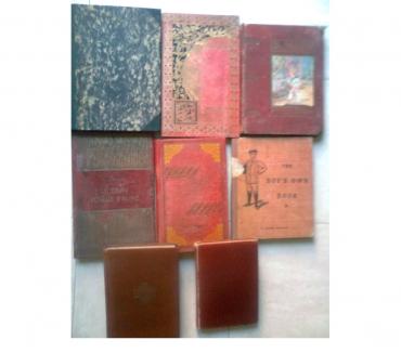 Photos Vivastreet livres anciens de 1922 etc... la clé des champs,...zoe