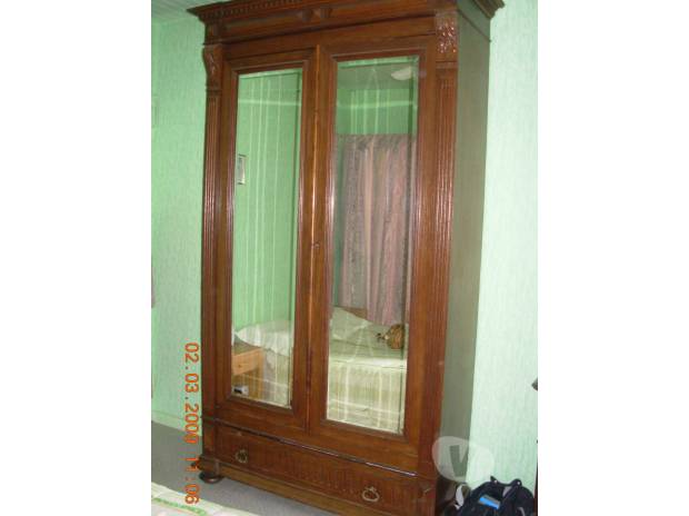 armoire ancienne bourg les valence 26500 meubles pas cher d 39 occasion vivastreet. Black Bedroom Furniture Sets. Home Design Ideas