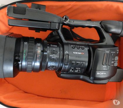 Photos Vivastreet UNITE DE TOURNAGE SONY PMW-EX1R XDCAM FULL HD