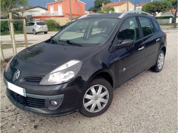 renault clio 3 estate 1 2 16v tce 100cv 2008 95000 km hyeres 83400 voiture occasion pas cher. Black Bedroom Furniture Sets. Home Design Ideas