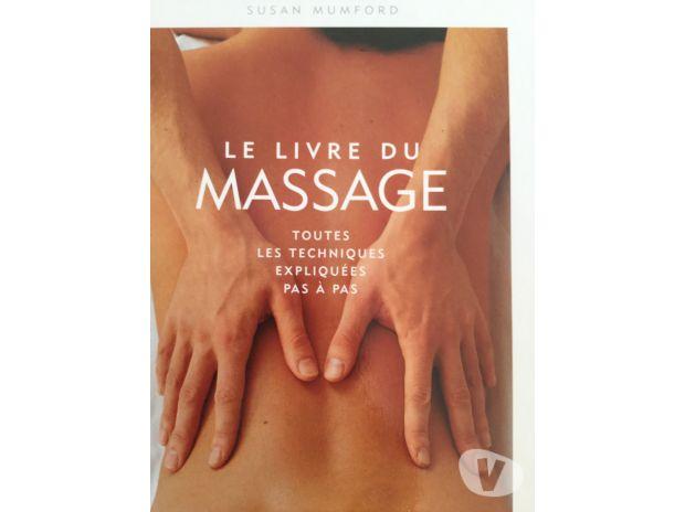 Photos Vivastreet Le livre du massage 14 euros