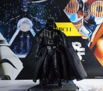 Photos Vivastreet figurine star wars dark vador tunique tissus