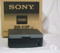 Photos Vivastreet SONY DVCAM DSR-V10P WALKMAN VIDEO NEUF ECRAN 5