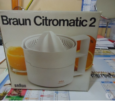 Photos Vivastreet BRAUN CITOMATIC 2 CABLE ENROULABLE NEUF