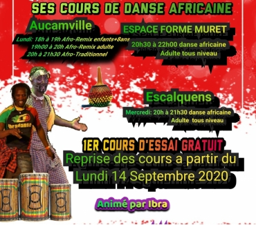Photos Vivastreet Cours de danse africaine