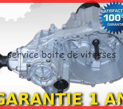 Photos Vivastreet Boite de vitesses Renault Kangoo 1.6 16v RX4 BV5