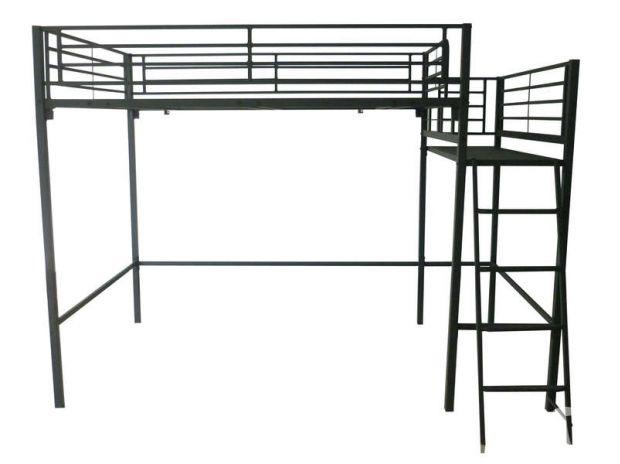 lit mezzanine 140 190 m tal maisons alfort 94700 meubles pas cher d 39 occasion vivastreet. Black Bedroom Furniture Sets. Home Design Ideas