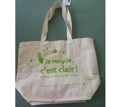 Photos Vivastreet Sac Shopping lampe marques mode femme TV recyclage