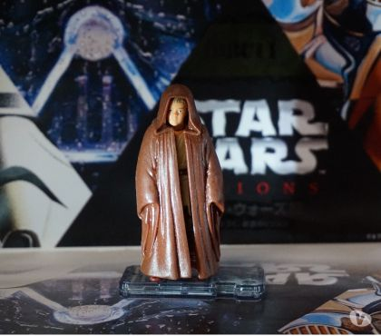 Photos Vivastreet Figurine star wars anakin tunique + commtech