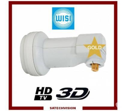 Photos Vivastreet LNB Single WISI 0,3 dB Tête Universelle 1 Sortie Full HD 3D