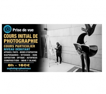 Photos Vivastreet Cours d'initiation a la Photographie
