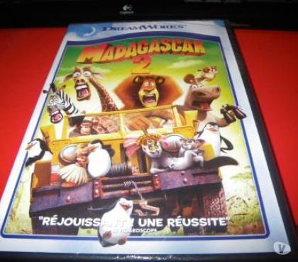 Photos Vivastreet DVD MADAGASCAR 2, NEUF, sous blister
