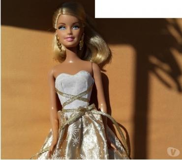 Photos Vivastreet poupée Barbie hiver doré (2012-14)