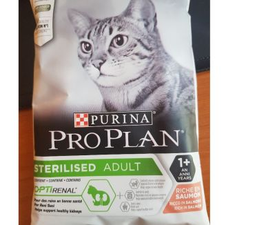 Photos Vivastreet Purina Pro Plan Sterilised Adult