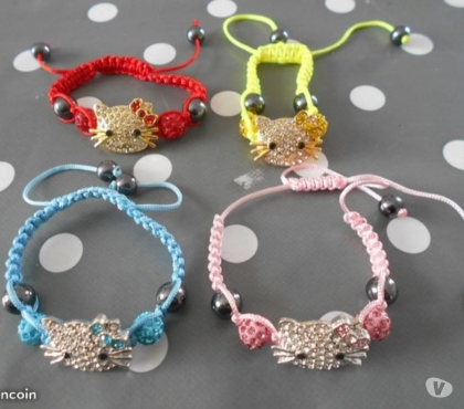 Photos Vivastreet bracelet chat hello kitty