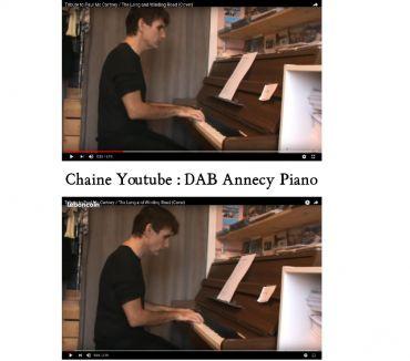 Photos Vivastreet COURS DE PIANO - Annecy
