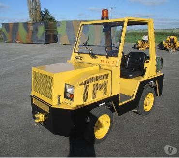Photos Vivastreet TRACMA TM 20 S - Tracteur industriel et d'aéroport