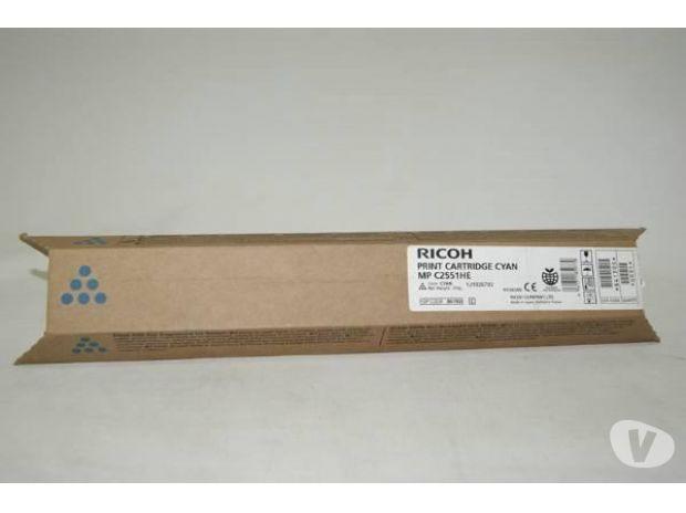 Photos Vivastreet toner pour imprimante ricoh aficio MP C2551HE