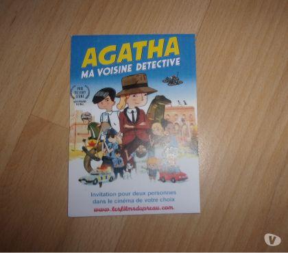 Photos Vivastreet 2 places pour Agatha, ma voisine détective
