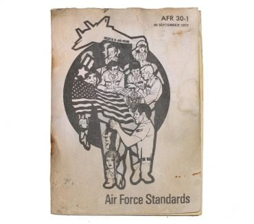 Photos Vivastreet Air Force Standards - 1977