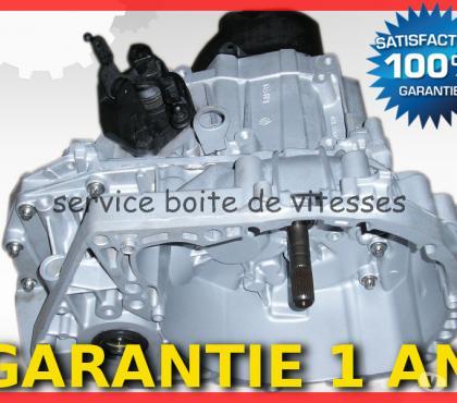Photos Vivastreet Boite de vitesses Renault Scenic II 1.4 16v BV5