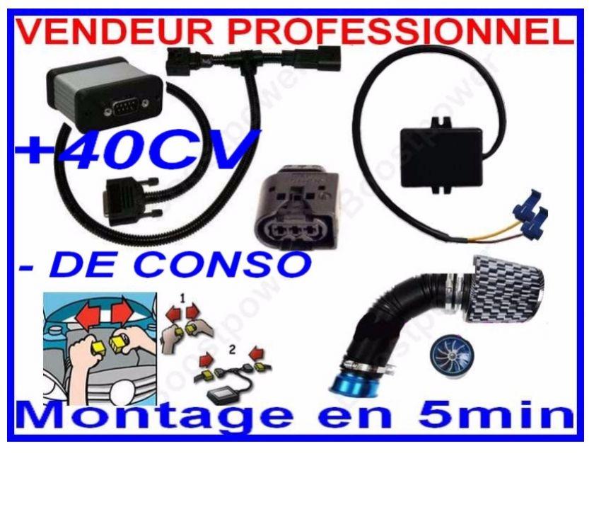 Photos Vivastreet BOITIER ADDITIONEL ELECTRONIQUE PUISSANCE PUCE POWER SYSTEM