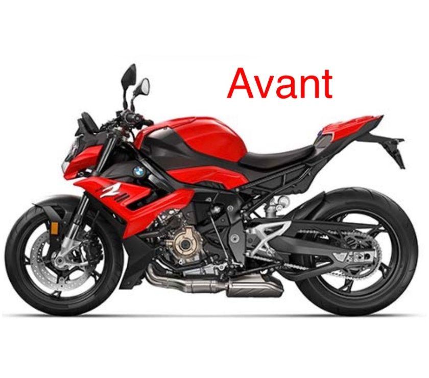 Pièces et services moto Ille-et-Vilaine Rennes - Photos Vivastreet SABOT POUR BMW S1000R