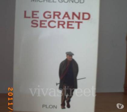 Photos Vivastreet MITTERRAND François - LE GRAND SECRET Biographie chez Plon