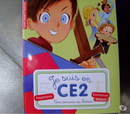 Photos Vivastreet Livre : Je suis en CE2