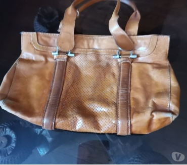 Photos Vivastreet Sac en cuir couleur marron