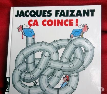 Photos Vivastreet Ça coince ! – Jacques Faizant