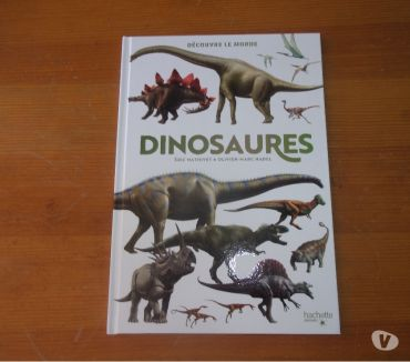 Photos Vivastreet Livre Découvre le monde - Dinosaures (Neuf)
