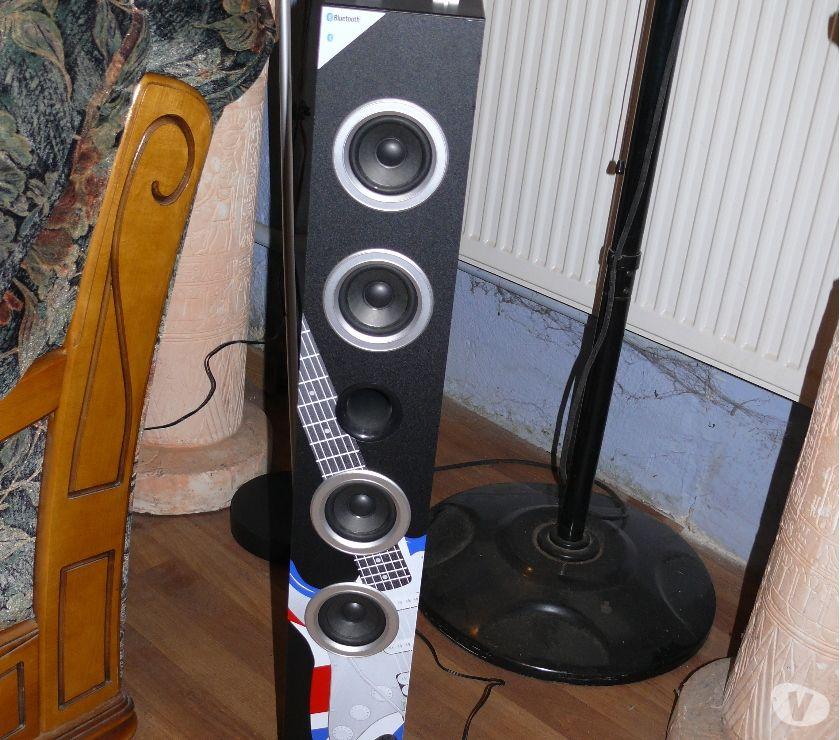 Photos Vivastreet colonne de son, BLUETOOTH