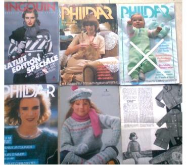 Photos Vivastreet magazines de tricots vintage .... zoe