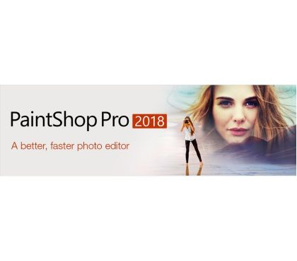 Photos Vivastreet Corel PaintShop Pro 2018 pour Windows
