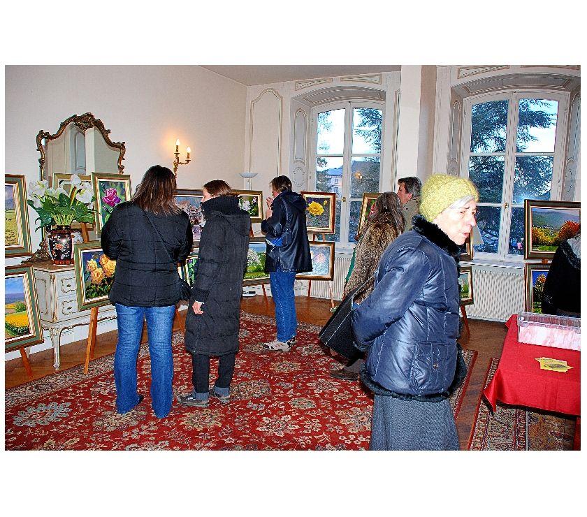 Photos Vivastreet Bouquet or et carmin,(P20)#Glotz 600€