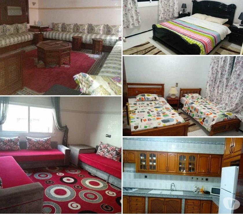 Photos Vivastreet Appartement Meublé centre hamria Meknès