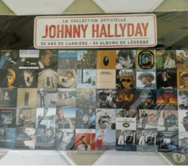 Photos Vivastreet Collection Johnny Hallyday