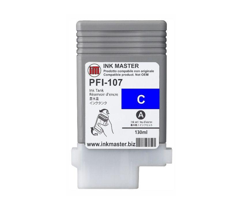 Photos Vivastreet Cartouche Compatible CANON PFI-107 CYAN