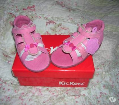 Photos Vivastreet sandales fille KICKERS NEUVES 22 23 24 69 euros kap2