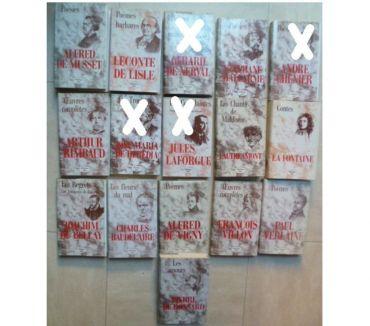 Photos Vivastreet collection 12 beaux livres pour CADEAU + romans
